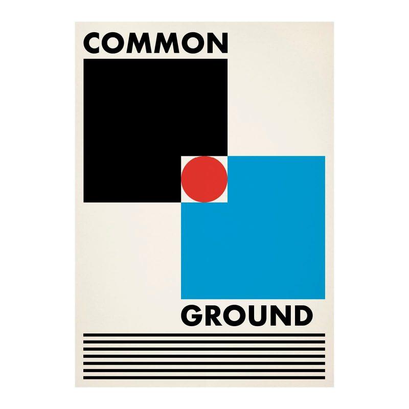 Common Ground Print