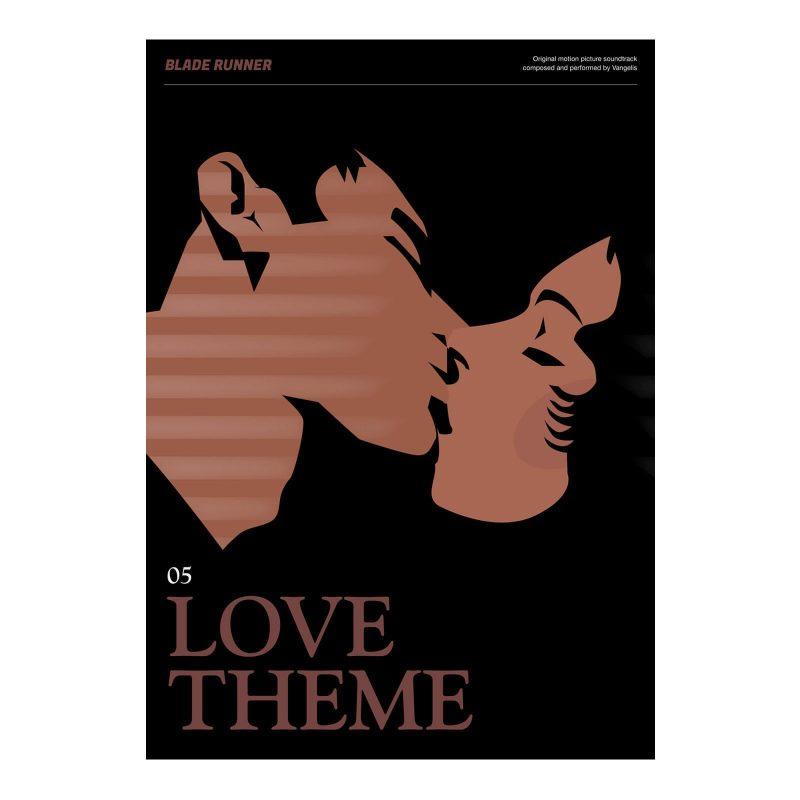 Blade Runner Poster - Love theme